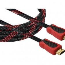 Detalhes do produto Cabo HDMI 2 MTS Plug Gold V1.4