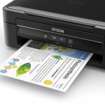 Impressora Multifuncional EcoTank Epson L380 - Foto 5