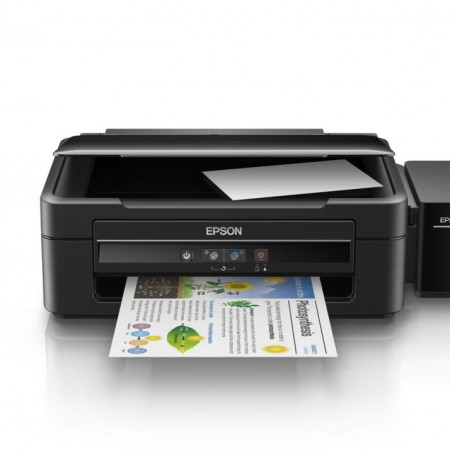 Impressora Multifuncional EcoTank Epson L380