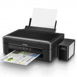 Impressora Multifuncional EcoTank Epson L380 - Foto 7