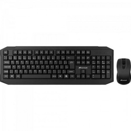 Combo Teclado e Mouse Wireless WCF-101 Fortrek