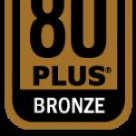 Fonte AeroCool 500W 80 Plus Bronze Kcas - Foto 5