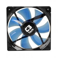 Detalhes do produto Cooler Fan Led F7-L100BL 120mm C3Tech