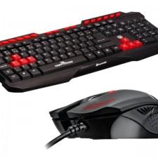 Detalhes do produto Kit Gamer Teclado Spider + Mouse Tarantula