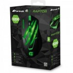Kit Gamer Teclado Semi-Mecânico + Mouse Raptor  - Foto 7