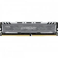 Detalhes do produto Memória Crucial Ballistix Sport 4GB Cinza 2666MHZ DDR4