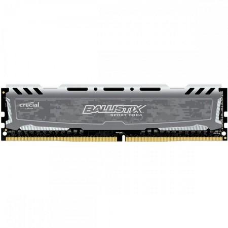 Memória Crucial Ballistix Sport 4GB Cinza 2666MHZ DDR4