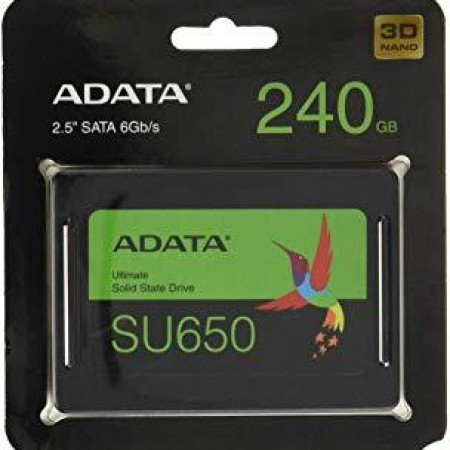 SSD 240GB ADATA SU650 2,5