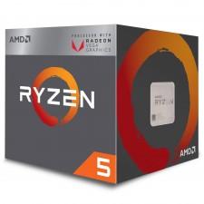 Detalhes do produto Processador AMD Ryzen 5 2400G 3.6GHz Cache 6MB AM4