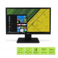 Detalhes do produto Monitor LED Acer 21,5