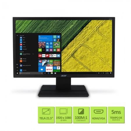 Monitor LED Acer 21,5