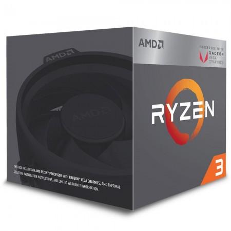 PC Empresarial Demarc AMD Ryzen 3 2200G+4GB RAM+SSD 240GB