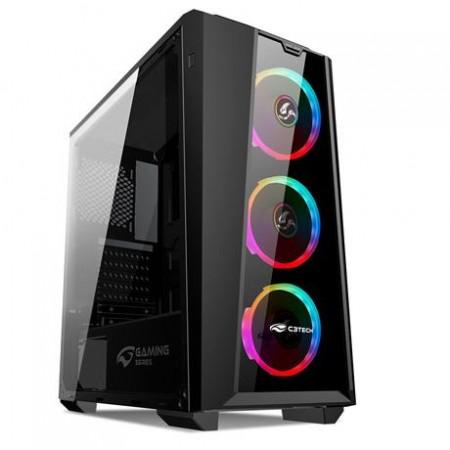 Gabinete Gamer C3Tech MT-G800BK