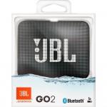 Caixa de Som JBL Go 2, Bluetooth, À Prova D´Água, 3.1W, Preta - Foto 2