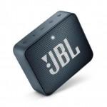 Caixa de Som JBL Go 2, Bluetooth, À Prova D´Água, 3.1W, Azul-Marinho - Foto 1