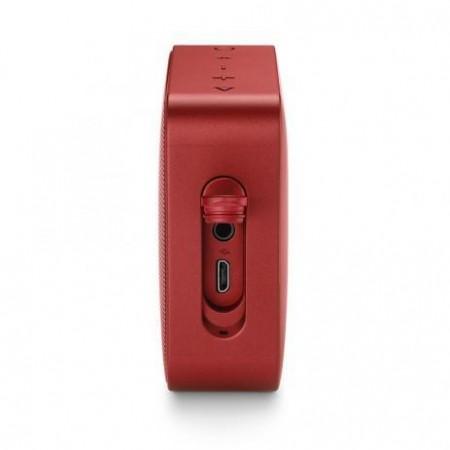 Caixa de Som JBL Go 2, Bluetooth, À Prova D´Água, 3.1W, Vermelha