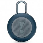 Caixa de Som JBL Clip 3, Bluetooth, À Prova D´Água, 3.3W, Azul - JBLCLIP3BLU - Foto 1