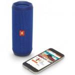 Caixa de Som JBL Flip 4, Bluetooth, A Prova D´Água, 16W, Azul - Foto 2