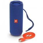 Caixa de Som JBL Flip 4, Bluetooth, A Prova D´Água, 16W, Azul - Foto 3
