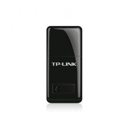 Mini Adaptador USB Wireless N300Mbps TL-WN823N