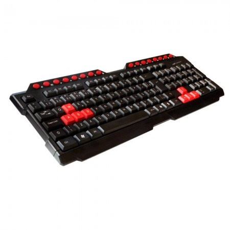 Teclado Gamer KG-10BK USB C3Tech