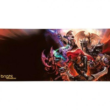 Mouse Pad Gamer Big Legend Bright