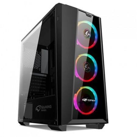 PC Gamer Demarc Core I5 9400F, GTX 1650 4GB, 8GB DDR4, SSD 240GB, 500W, GAB. MT-G800BK
