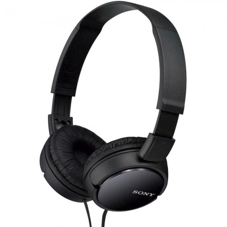 Headphone Sony Preto MDR-ZX110/BCAE