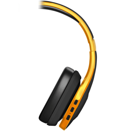 Headphone Pulse Bluetooth Amarelo - PH150
