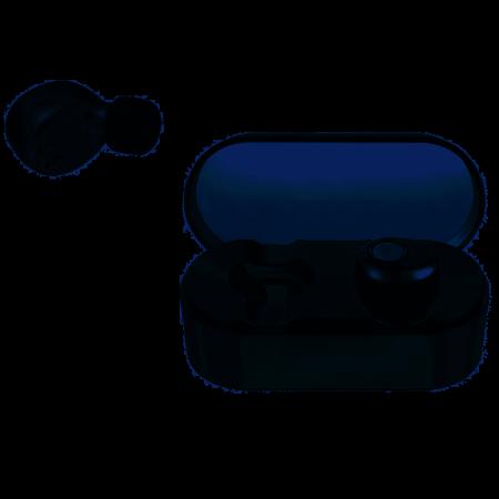 Earphone Pulse Metallic TWS, Conexão Bluetooth 4.2, Resistente à Água - PH275