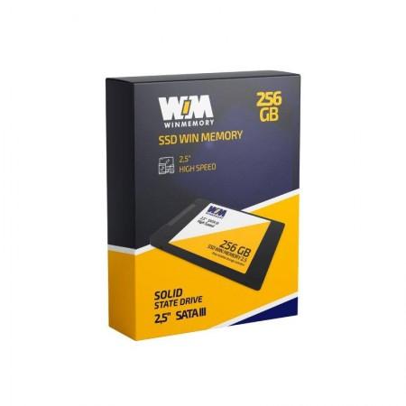 SSD 256GB Sata III Winmemory 2,5