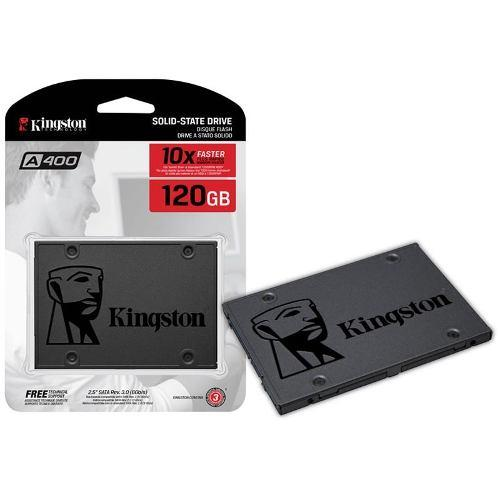 "SSD 120 GB Kingston 2,5"" Sata III"