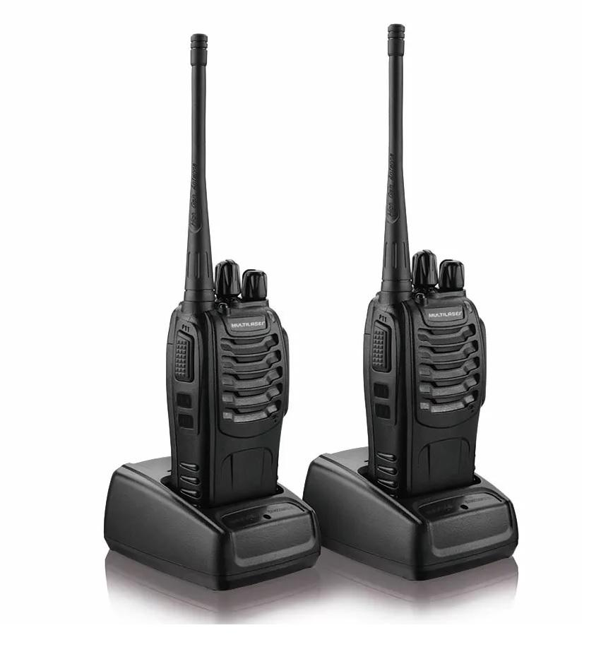 Walkie Talkie 8KM Multilaser